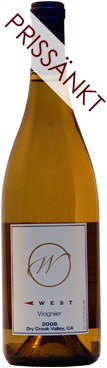 West Wines Viognier 2008