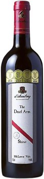 dArenberg Dead Arm Shiraz 2013