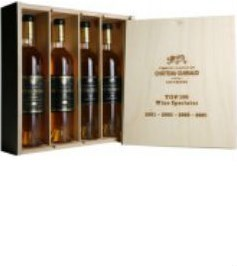 Chateau Guiraud Wooden Case