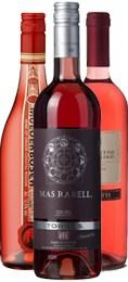 Diverse Producenter Winefinders Rosélåda