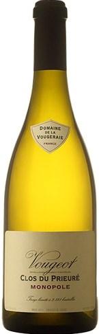 Domaine de la Vougeraie Vougeot Clos du Prieure Monopole Blanc 2013