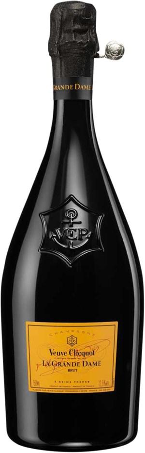 Veuve Clicquot La Grande Dame Brut (giftbox vid köp av 6 flaskor) 2008