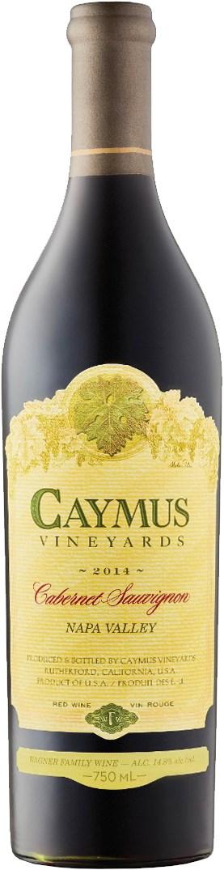 Caymus Cabernet Sauvignon  2015