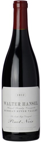 Walter Hansel Winery Pinot Noir South Slope 2014