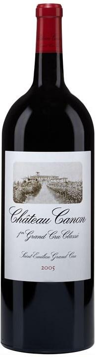 Château Canon Magnum 2005