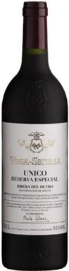 Vega Sicilia Unico Reserva Especial NV (release 2018)