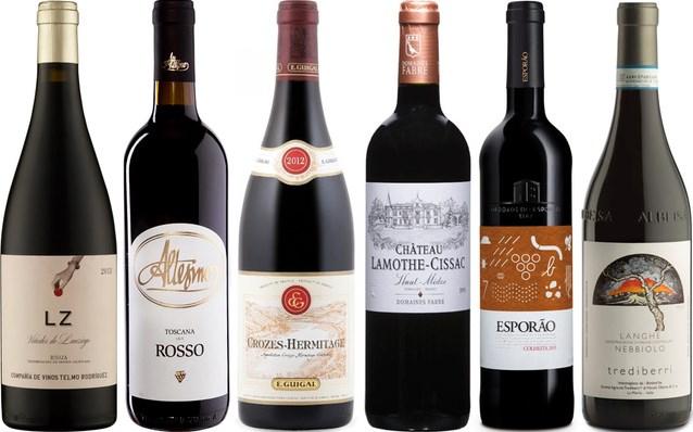 Winefinders Viner till vilt