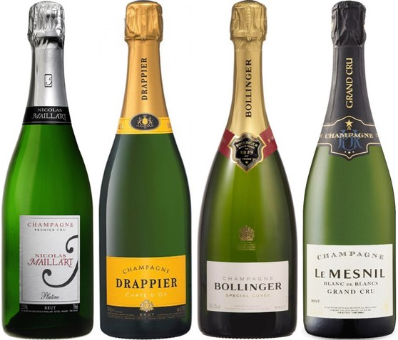 Winefinder Champagnelåda