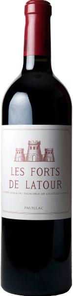 Chateau Latour Les Forts de Latour 2010