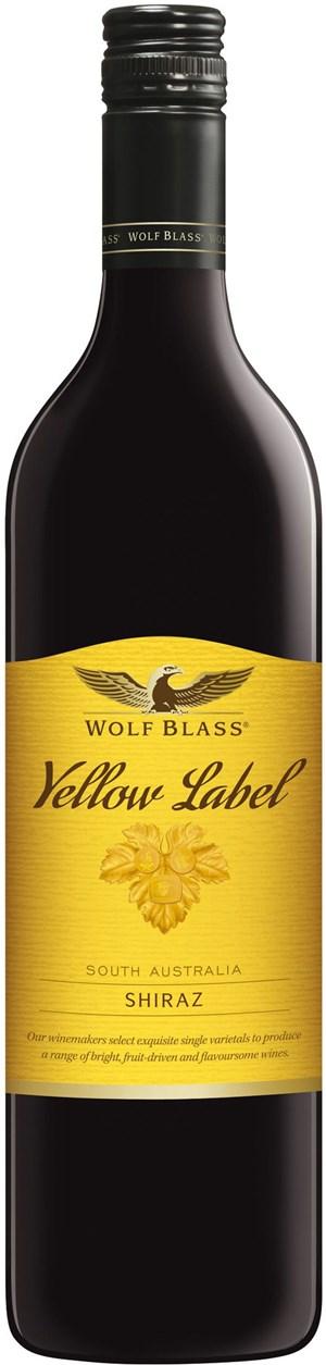 Wolf Blass Yellow Label Shiraz 2016