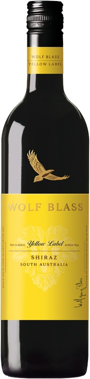 Wolf Blass Yellow Label Shiraz 2016