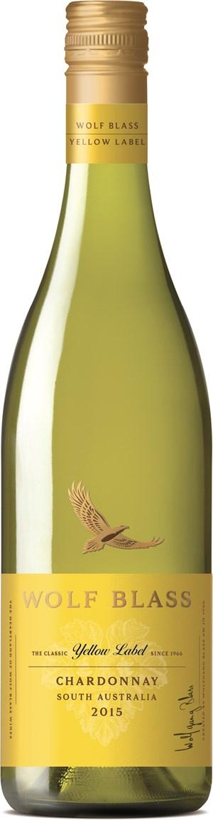 Wolf Blass Yellow Label Chardonnay 2016