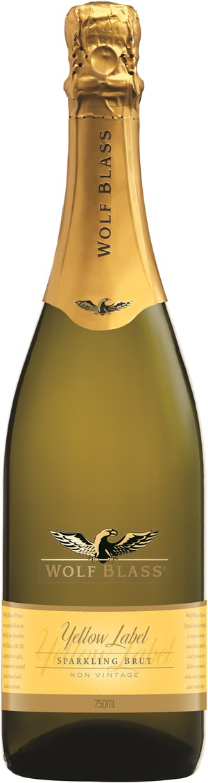 Wolf Blass Yellow Label Sparkling Brut 2016