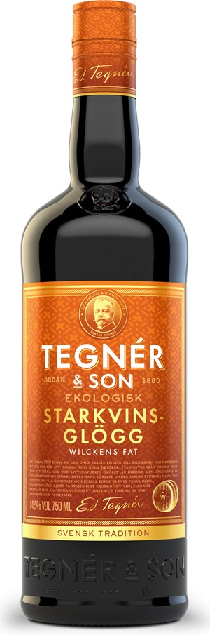 Tegnér & Son Wilckens Fat Starkvinsglögg