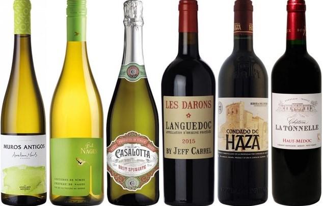 Winefinders Jul- och Nyårslåda