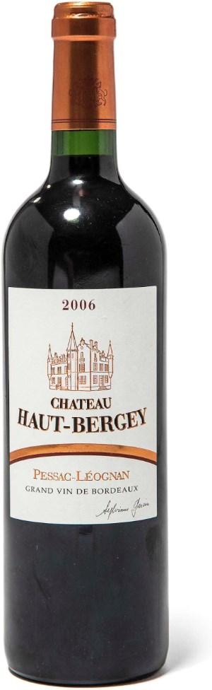 Chateau Haut Bergey Château Haut-Bergey 2006