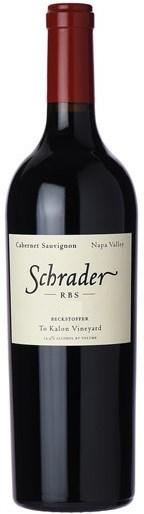 Schrader Cellars Cabernet Sauvignon RBS Beckstoffer To-Kalon Vineyard 2012