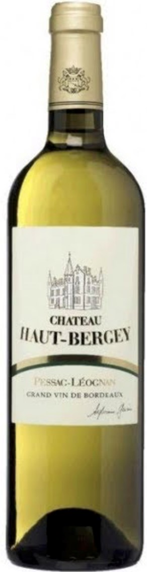 Château Haut-Bergey Château Haut-Bergey Blanc 2002