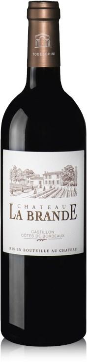 Chateau La Brande Château La Brande 2015