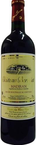 Chateau Barrejat Madiran Cuvée Vieux Ceps 2015