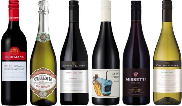 Winefinders Introlåda Volym 1