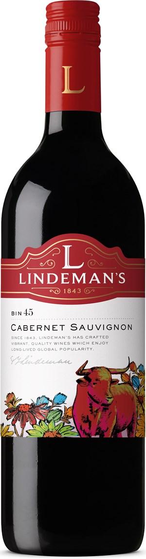 Lindemans Bin 45 Cabernet Sauvignon 2017