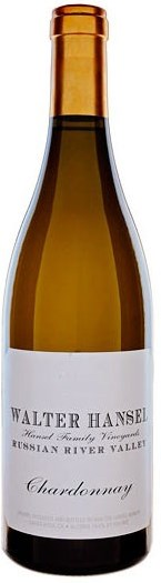 Walter Hansel Winery Cahill Lane Chardonnay 2014
