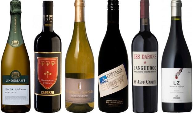Winefinders Bästsäljare Volym 1