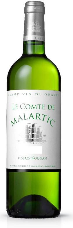 Château Malartic-Lagravière Le Comte de MalarticBlanc 2009