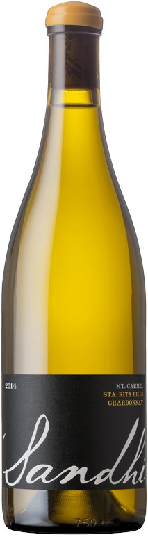 Sandhi Wines Mount Carmel Chardonnay 2014