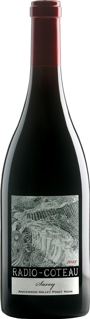 Radio Coteau Savoy Anderson Valley Pinot Noir 2013