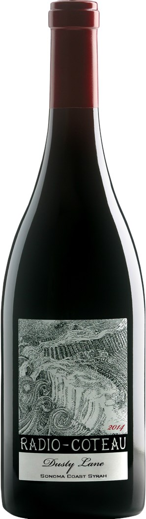 Radio Coteau Dusty Lane Syrah 2014