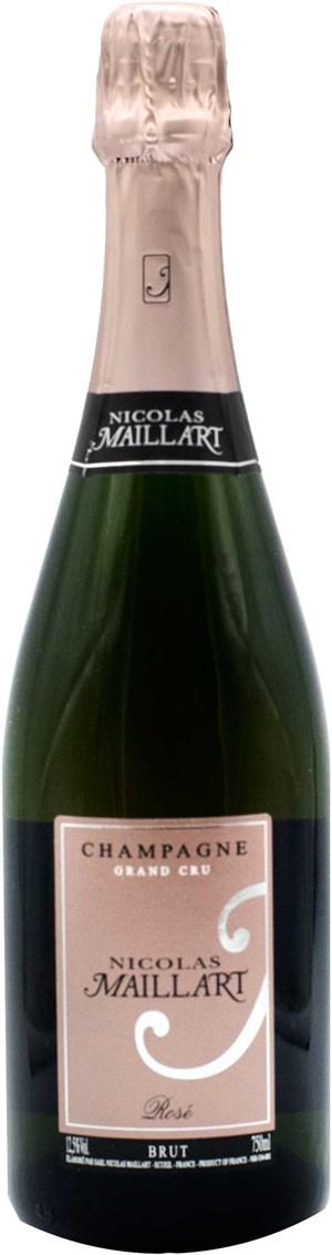 Champagne Nicolas Maillart Rosé Grand Cru Brut