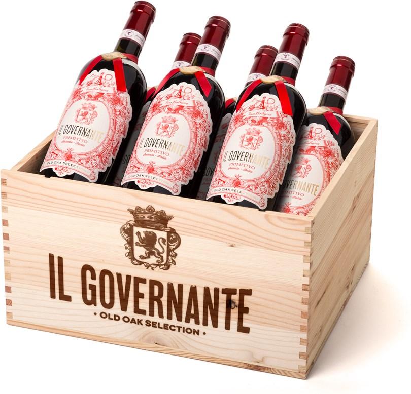 Domaine Wines Il Governante Primitivo 2016