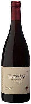 Flowers Vineyards & Winery Pinot Noir Sea View Ridge 2014