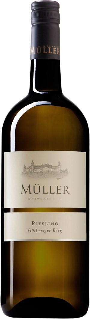 Weingut Müller Riesling Göttweiger Berg (1 liter) 2017