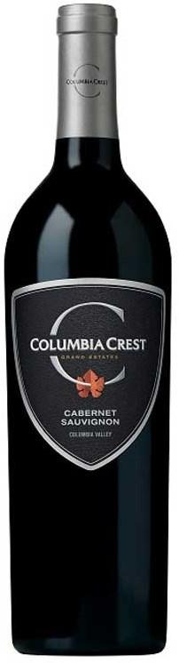 Columbia Crest Cabernet Sauvignon Grand Estates 2016