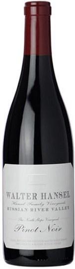 Walter Hansel Winery Pinot Noir North Slope 2016