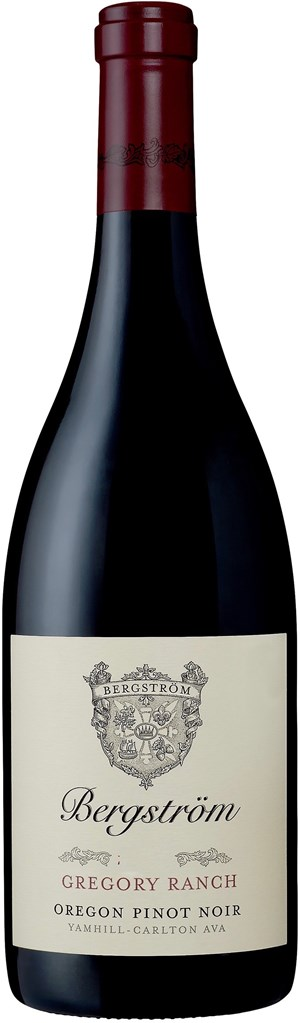 Bergström Vineyard Gregory Ranch Pinot Noir 2015