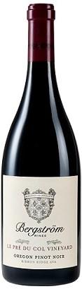 Bergström Vineyard Le Pré du Col Pinot Noir 2017