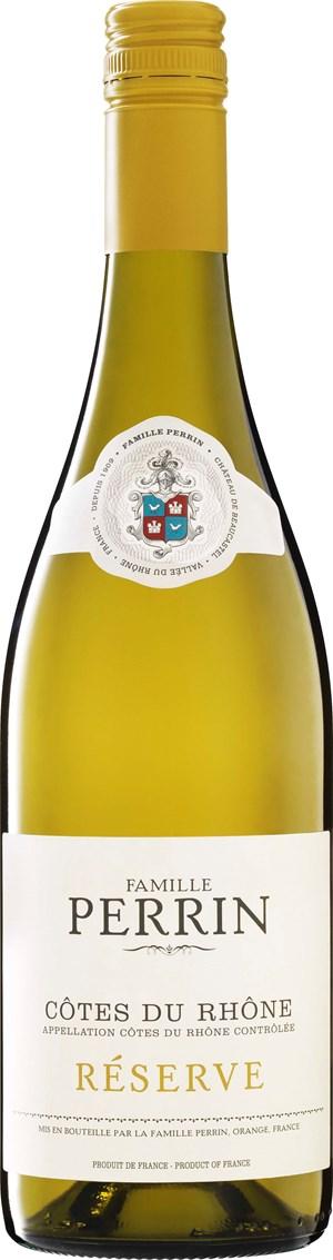 Famille Perrin Côtes du Rhône Réserve Blanc 2016