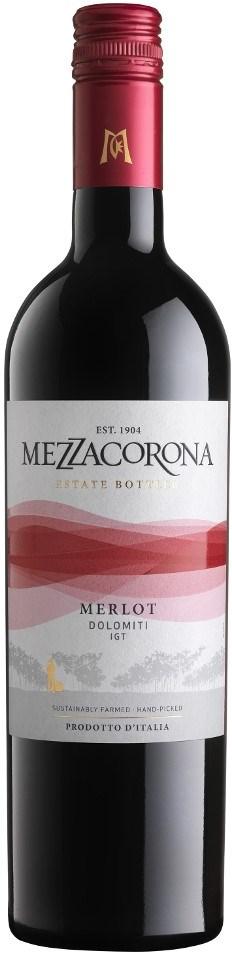 Mezzacorona Merlot 2015