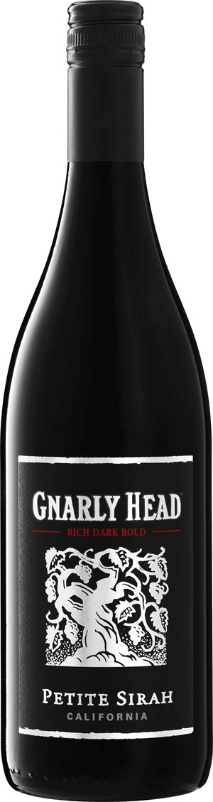 Delicato Family Gnarly Head Petite Sirah 2014