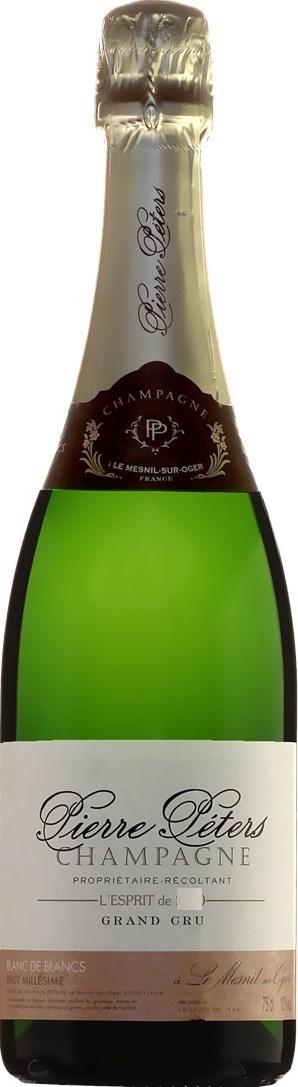 Pierre Péters Cuvée L´Esprit Blanc de Blancs Grand Cru Brut 2012