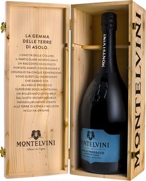 Montelvini Prosecco Superiore Asolo Millesimato Extra Brut (3 liter) 2019