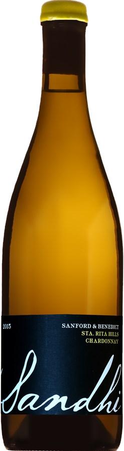Sandhi Wines Sanford & Benedict Chardonnay 2015