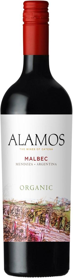 Catena Zapata Alamos Malbec Organic 2016