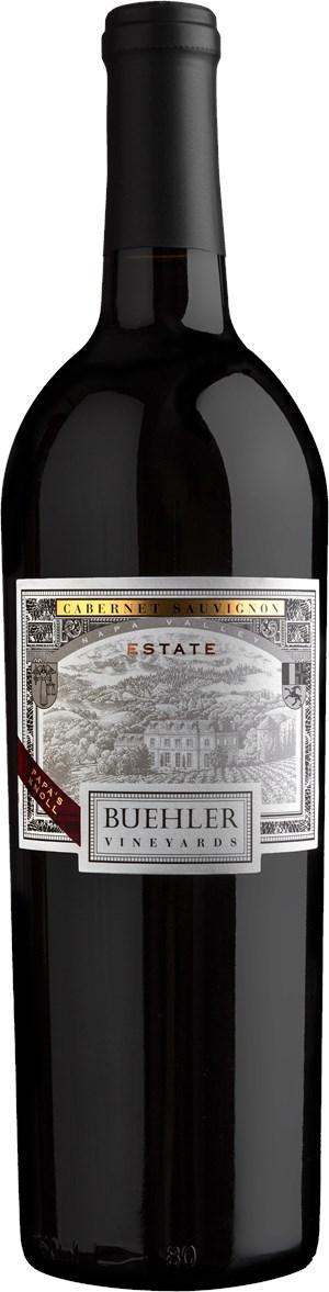 Buehler Vineyards Cabernet Sauvignon Papas Knoll 2015