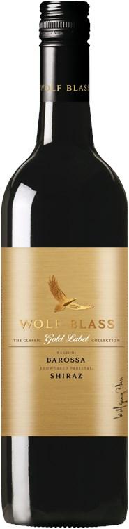 Wolf Blass Gold Label Shiraz 2015