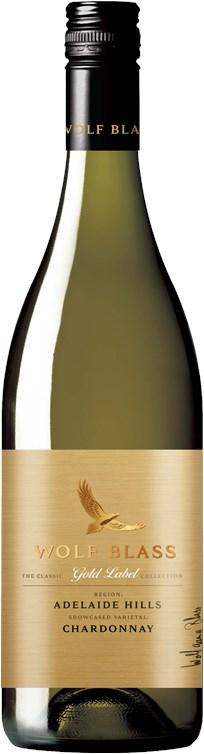 Wolf Blass Gold Label Chardonnay 2016